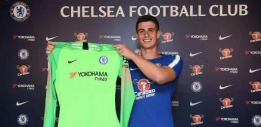 Kepa assina com Chelsea