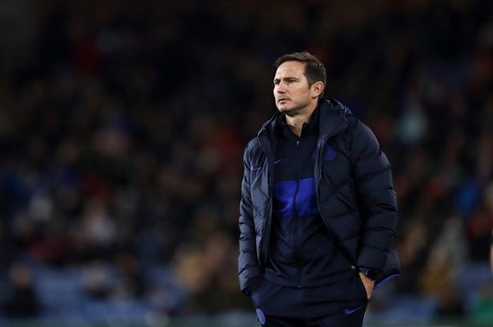 Dilema de Lampard