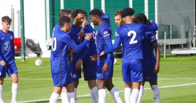 Chelsea Sub-18 empata com Southampton na Premier League da categoria.