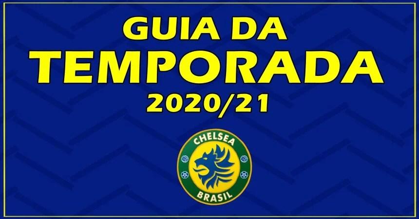 Imagem que ilustra o índice do Guia do Chelsea Brasil
