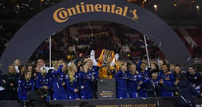 Chelsea Women venceu a competição na temporada passada.
