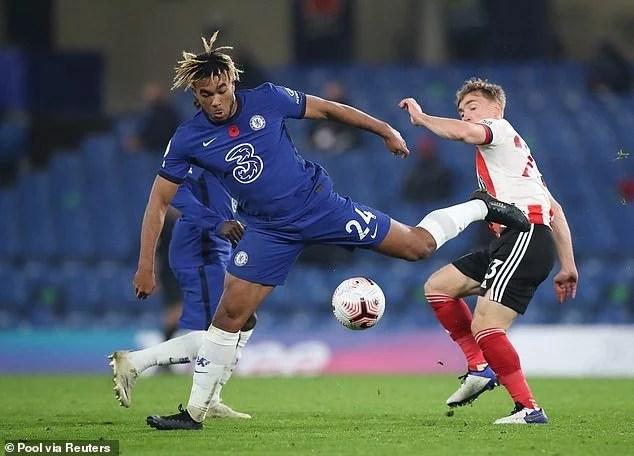Chelsea: Reece James elogiou Thiago Silva e Hakim Ziyech, contratações do Chelsea para a temporada 2020/21.