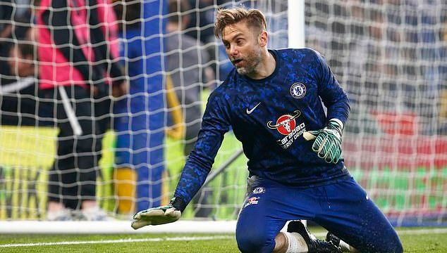 Rob Green elogiou sistema defensivo do Chelsea em entrevista ao canal Sky Sports.