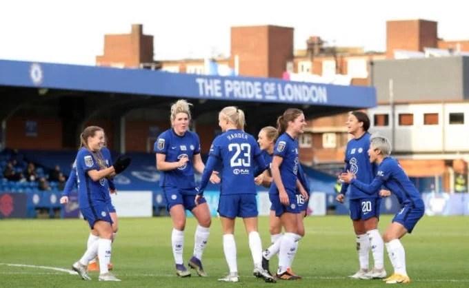 Chelsea assume a ponta da tabela