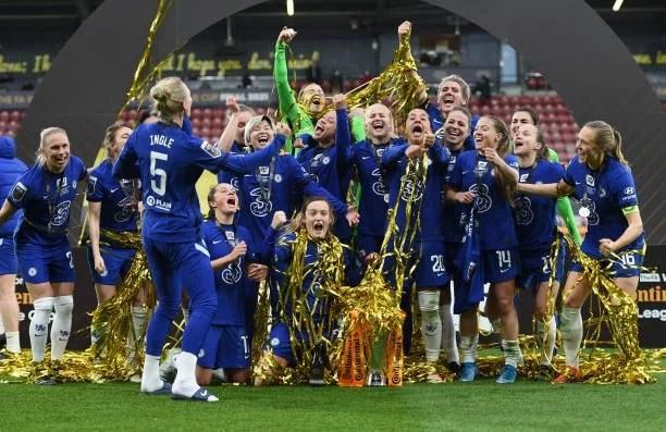 Time feminino ganhou mais um título na temporada