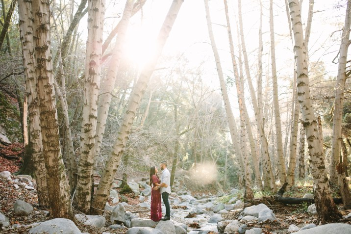 Forest Engagement Shoot - Chelsea de Castro