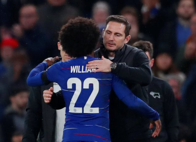 Image result for WILLIAN AND LAMPARD