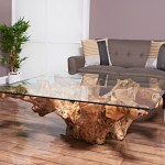 Teak Root Square Coffee Table Chelsea Home And Leisure Ltd