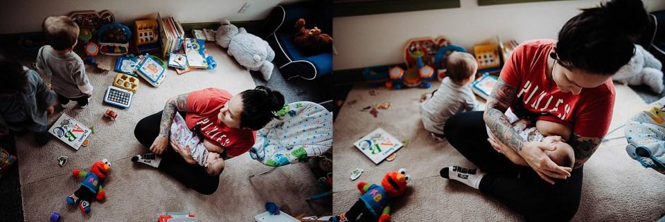 Chelsea Kyaw Photo - Iowa Photographer - Breastfeeding-5