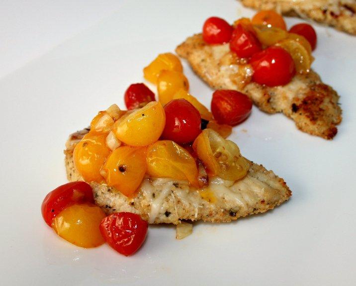 skinny chicken parm 2