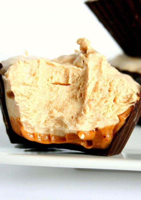 Frozen Peanut Butter Cups