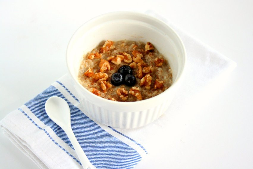 Easy Steel Cut Oatmeal