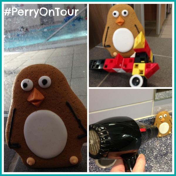 #PerryOnTour