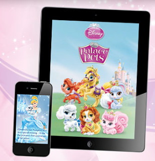 Palace Pets app