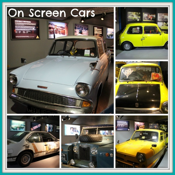 On Screen Cars