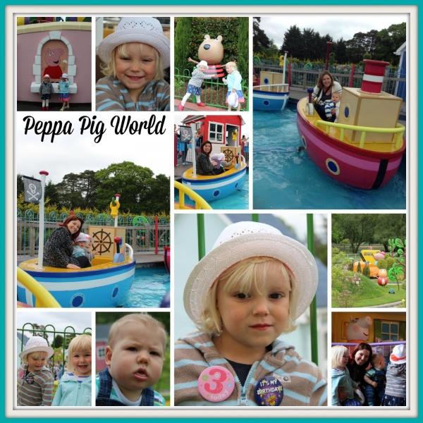 Peppa Pig World