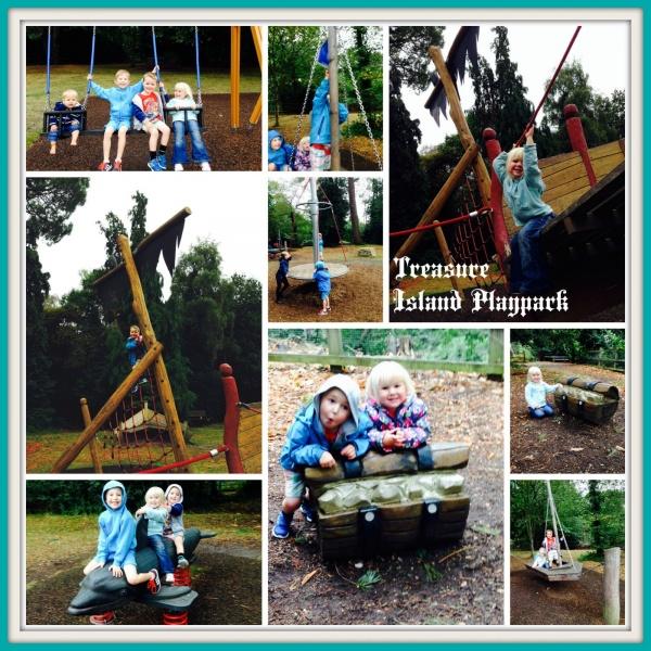 Treasure Island play park