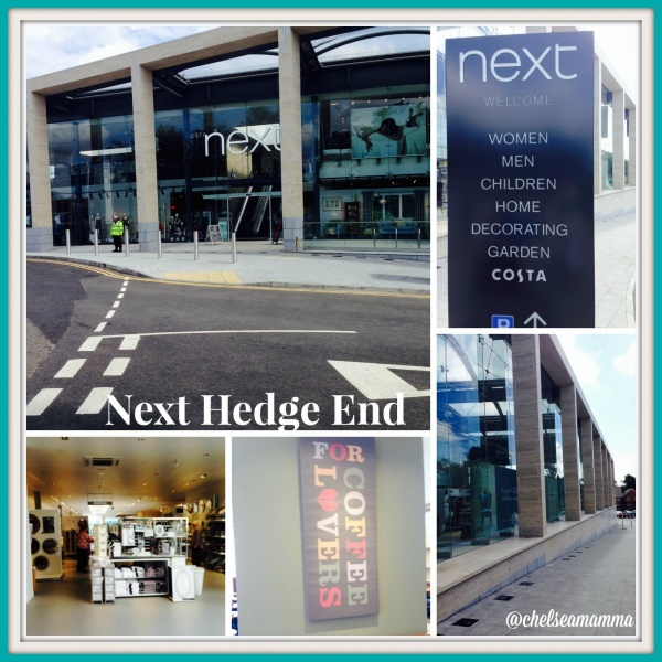 Next Hedge End