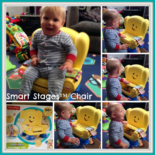 Fisher Price Smart Stages™ Chair