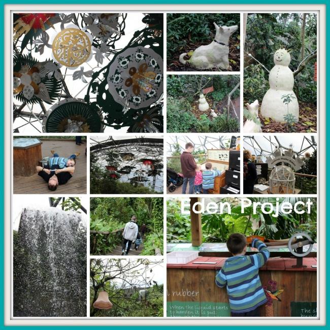 Eden Project Christmas