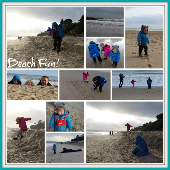 Beach Fun!