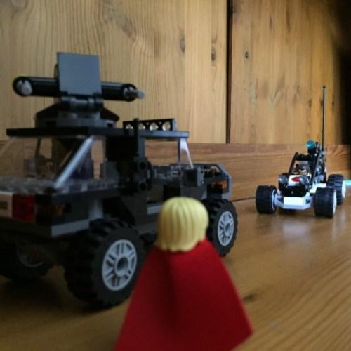 HULK SMASH! LEGO® Releases New 'AVENGERS AGE OF ULTRON' Sets