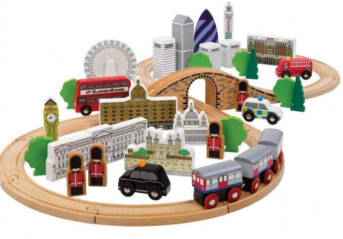 Tidlo London Train Set Giveaway