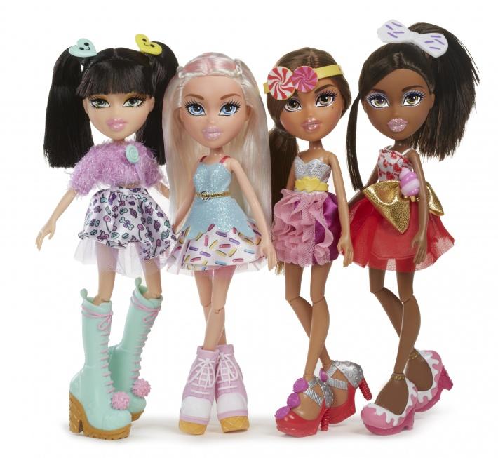 Bratz Sweet Style Dolls