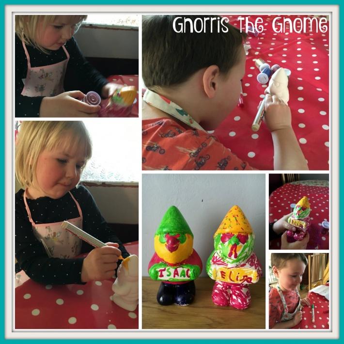 Gnorris the Gnome
