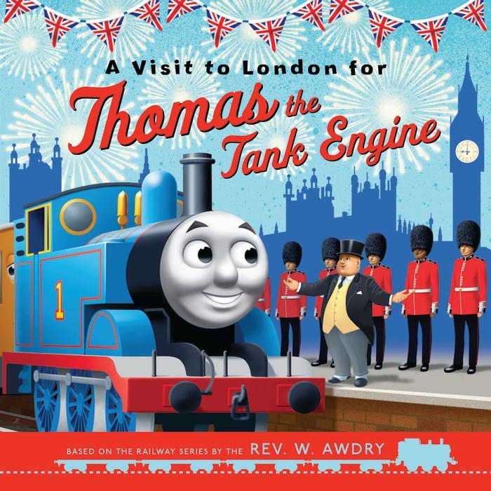 Thomas Visit to London