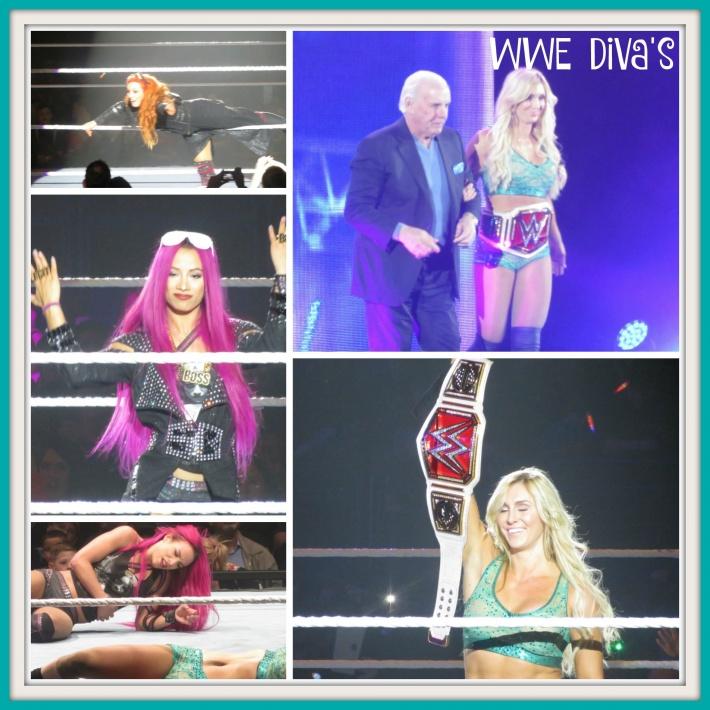 WWE Diva's