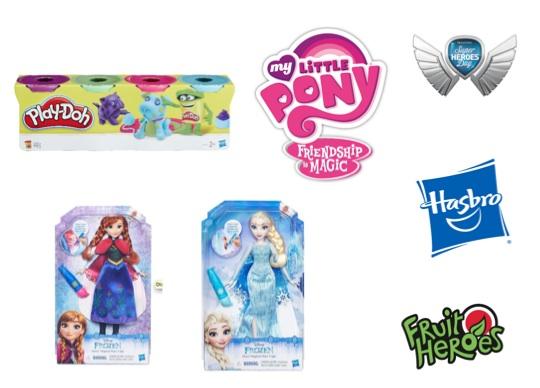 Hasbro Toy Bundle
