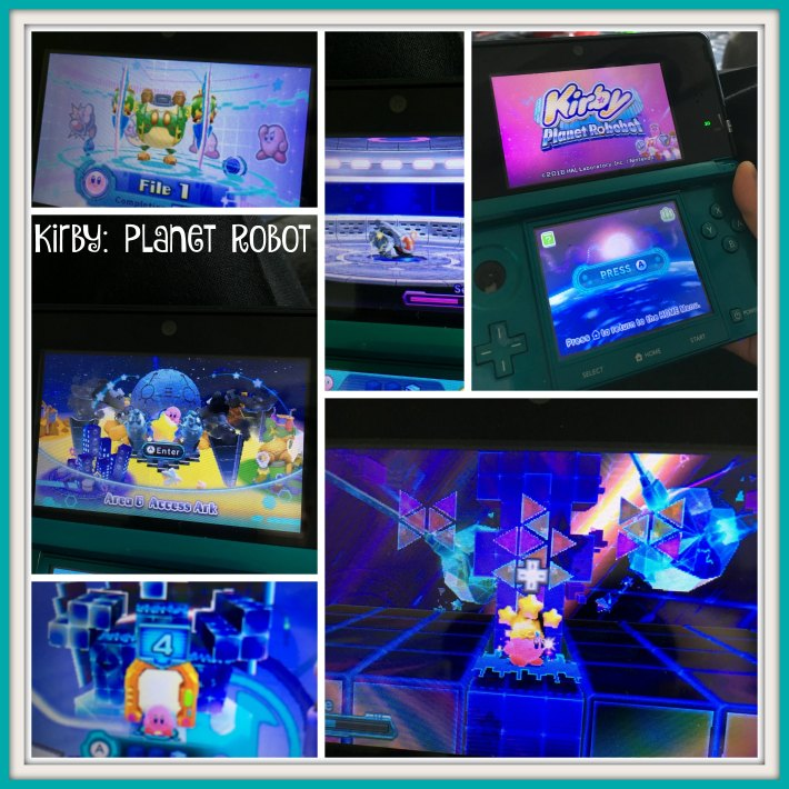 Kirby: Planet Robot