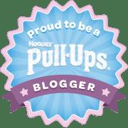 Pull-Ups Blogger Badge