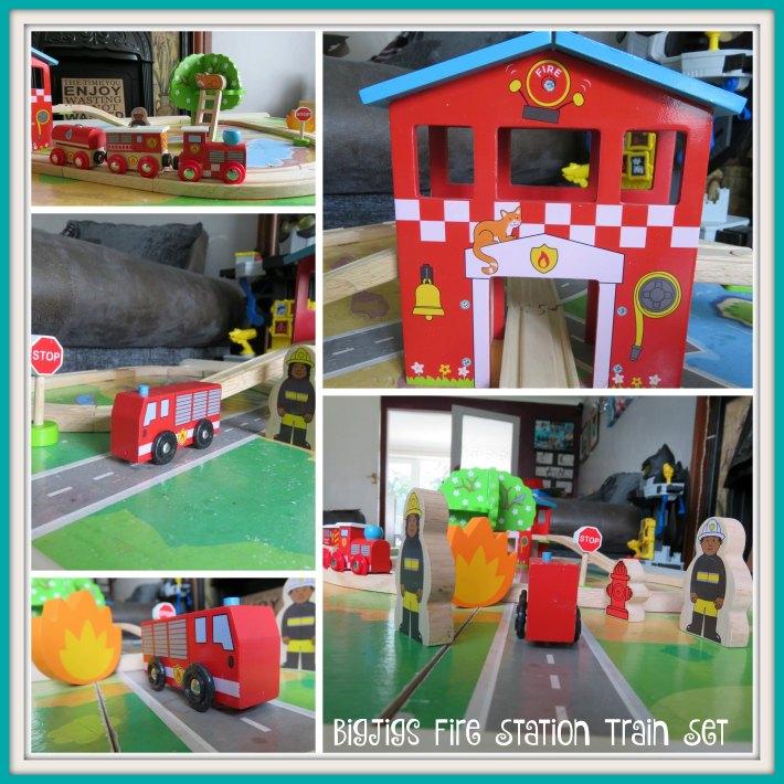Bigjigs Fire Station