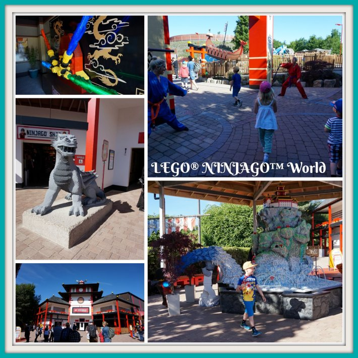 LEGO® NINJAGO™ World