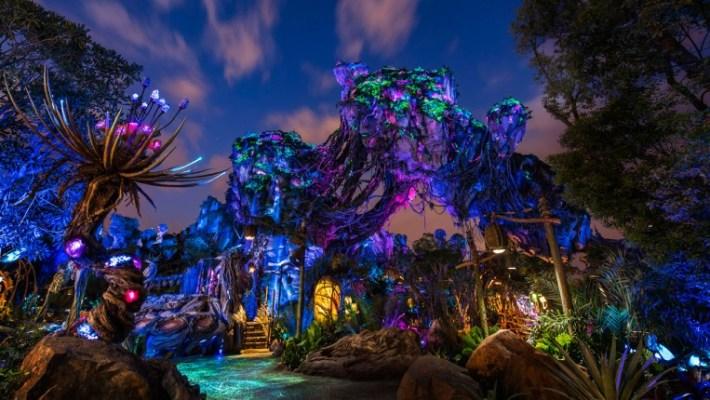 Pandora-at-Night