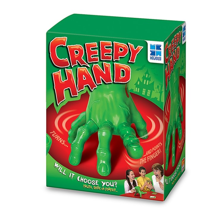 Win Creepy Hand from Megableu