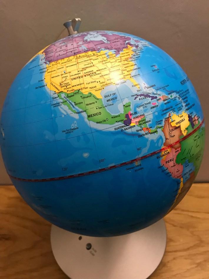 2-in-1 Globe