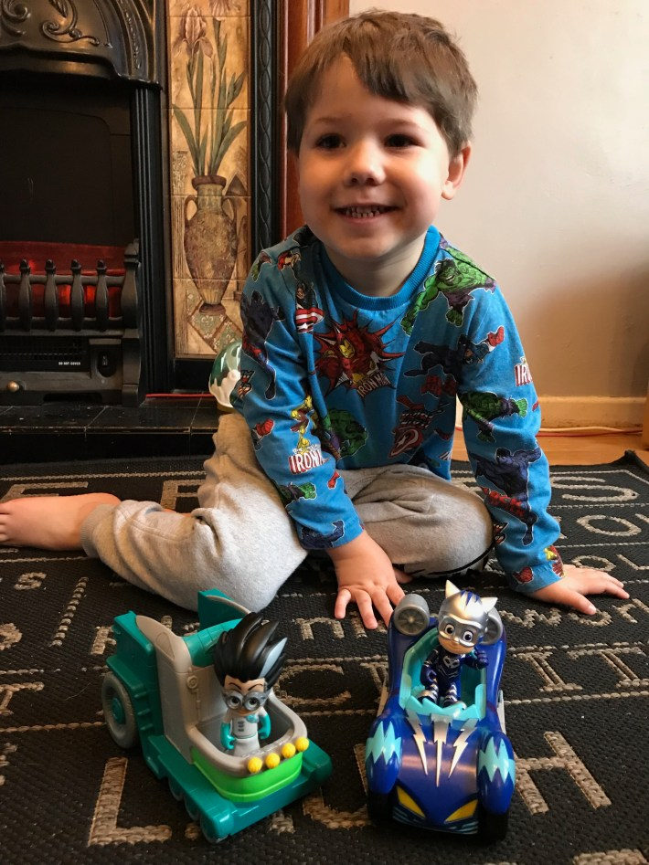PJ Masks Turbo Blast Racers Review