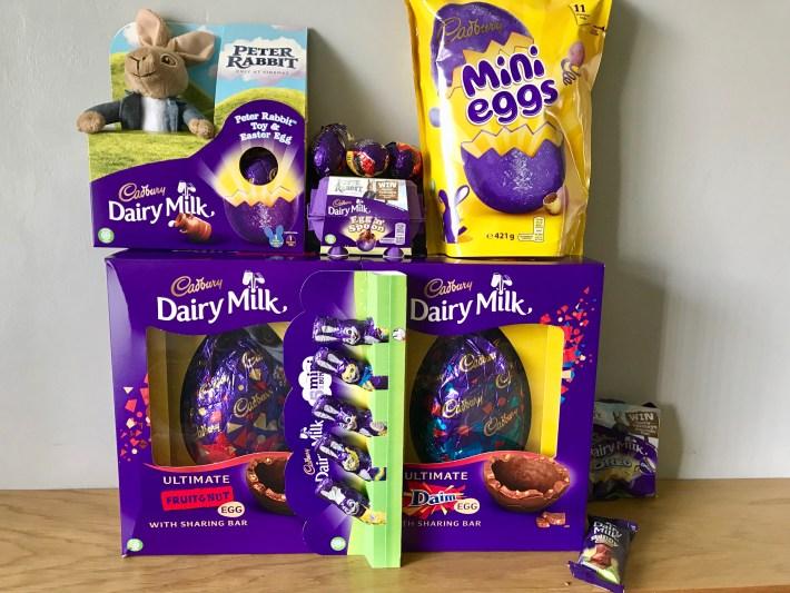 Cadbury's Eggs