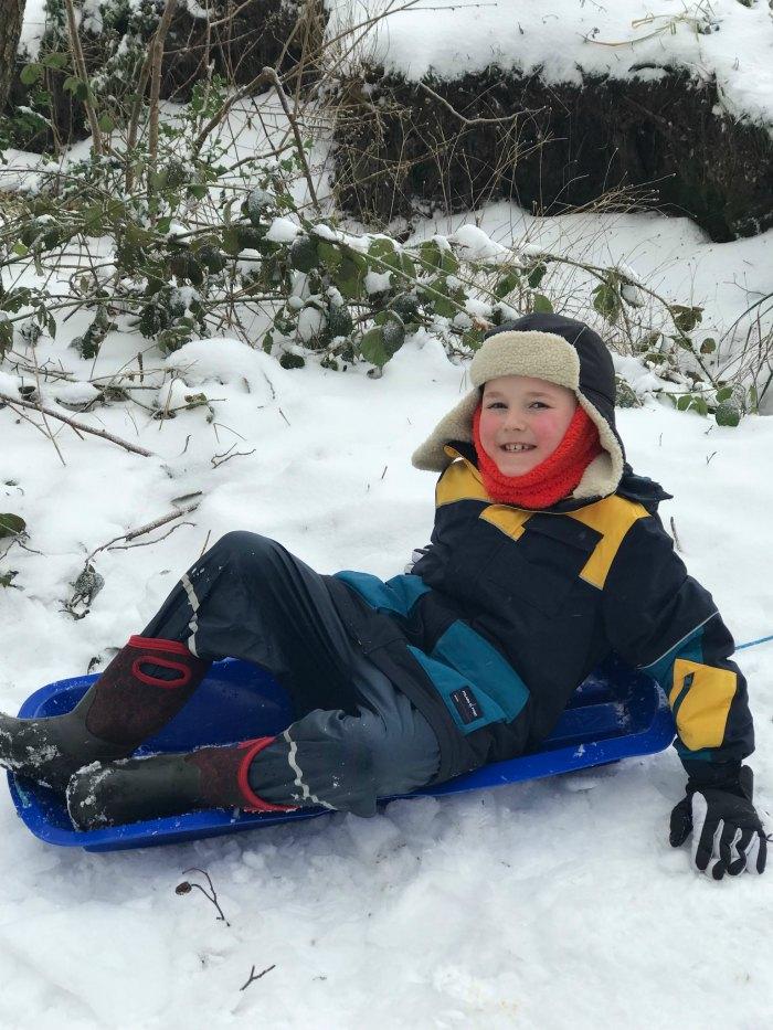 Isaac sledge