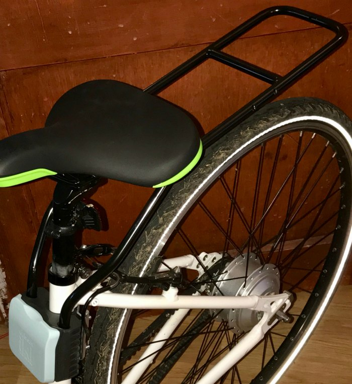 Bike Seat Support