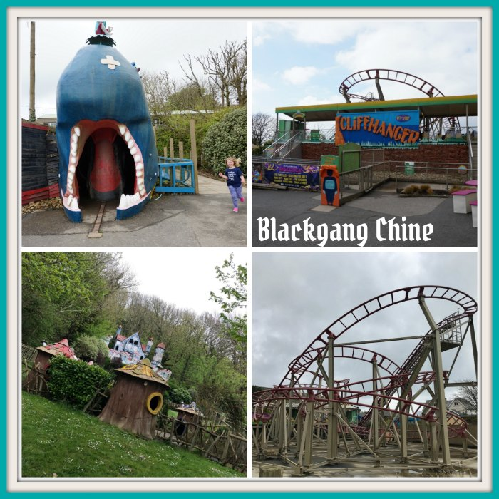 Blackgang Chine fun