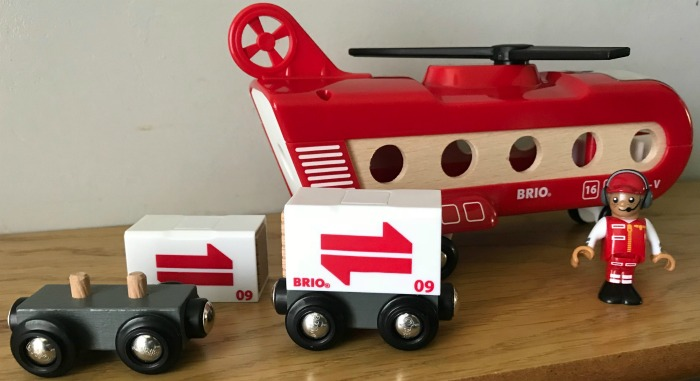 Brio Helicopter