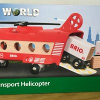 Brio World Cargo Transport Helicopter
