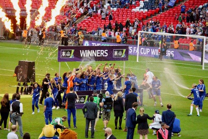 Chelsea LFC Winners