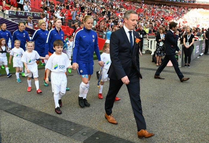Chelsea Ladies Fa Cup