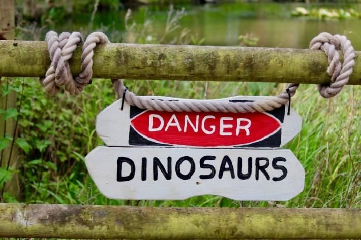 Danger Dinosaurs