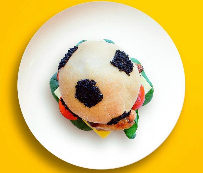 Soccerball-Burger-